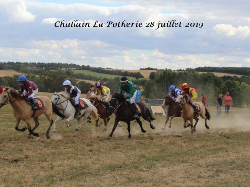 Challain La Potherie